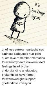 Grief And Loss Quotes Extraordinary Hurt Grief Loss Sorrow Heartache Sad Sadness Sadquotes Hurt Pain
