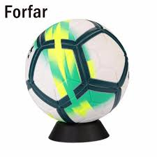 Football Display Stand Plastic Forfar Plastic Ball Stand Basketball Football Soccer Rugby Plastic 22