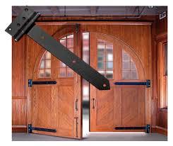 heavy duty swinging door hardware