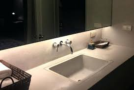 home sink luxury bathroom 1 piece countertop full size