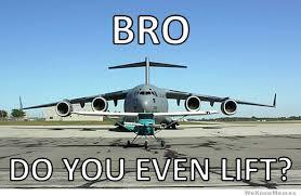 Bro Do You Even Lift? | WeKnowMemes via Relatably.com