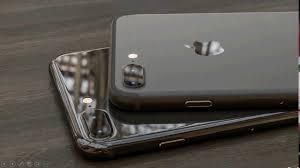 Apple iPhone 7 Plus Piano Black & Dark Jet Black Color 32GB Price Starts at  $769 - YouTube