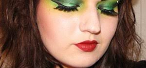create a y witch makeup look for