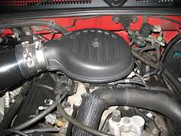 throttle body removal and cleaning how to pictures dakota 2 a locate air intake and remove the assembly