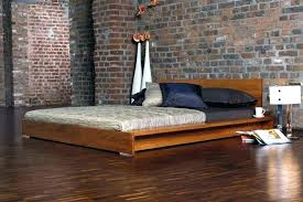 rustic platform bed. Rustic Platform Bed With Storage S King A Wi . Reclaimed Wood Industrial