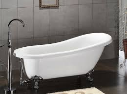 image of cast iron clawfoot tubs for