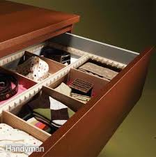 Adjustable Organizer|DIY Drawer Dividers,see more at: https://diyprojects