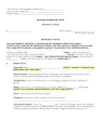 Promissory Note Templates Word Demand Promissory Note Word Format Sample 9 Free Documents