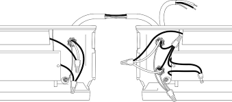 baseboard heater wiring multiple baseboards one thermostat 220 volt 220 volt baseboard heater thermostat wiring diagram at 220 Volt Thermostat Wiring Diagram