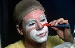 how to apply clown makeup you mugeek vidalondon