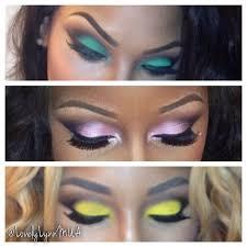 makeup for dark skin eyeshadow by lovelylynnmua