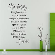Words To Decorate Your Wall With Word Wall Decorations Wall Art Design Ideas Green Design Wall