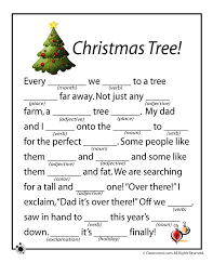 Free Printable Christmas Worksheets For Middle School – Fun for ...