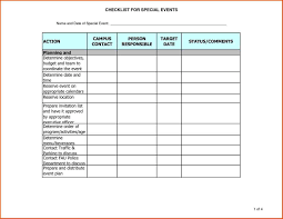 Party Planning Template Free Checklist Church Event Planning Checklist Template Free Form Excel