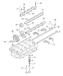 2010 dodge journey camshaft valvetrain diagram i2242076