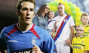 Rangers hero Fernando Ricksen passes away aged 43 after battle with motor  neurone disease | Football | Sport | Express.co.uk