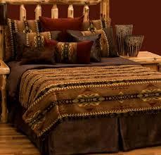Southwest Bedroom Stampede Southwest Basic Bedding Ensemble Set