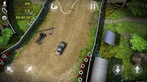 game ini unik karena cara pengendalian dan sudut pandang permainannya berbeda dengan game balap kebanyakan dengan keseluruhan mobil
