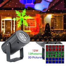 Christmas Projector Lights Ebay Led Christmas Laser Projector Lights Outdoor Garden Xmas