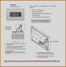 honeywell hvac thermostat how wire a honeywell room thermostat honeywell hvac thermostat honeywell furnace thermostat wiring diagram professional