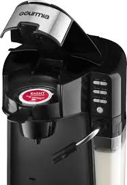 Download 20 gourmia coffee maker pdf manuals. Gourmia Single Serve K Cup Pod Coffee Maker With Built In Frother Black Stainless Steel Gcm6000 Best Buy