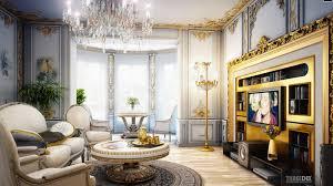 interior design living room classic. Classic Interior Design Living Rooom With Luxury Furniture Room R