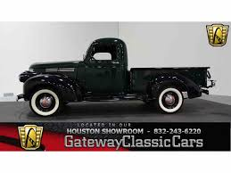 1945 to 1947 Chevrolet Pickup for Sale on ClassicCars.com