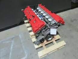 2007 Ferrari 599 Gtb Long Block Engine Motor Used Ebay