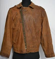 ortov men s flight leather jacket made in england