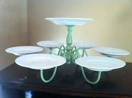 chandelier cake stand i like it more for cupcakes small town diy hanging chandelier cake stand