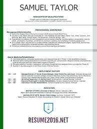 Resume Format 2016 Functional Format Resume Functional Format Resume