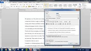 How To Save Mla Format In Microsoft Word
