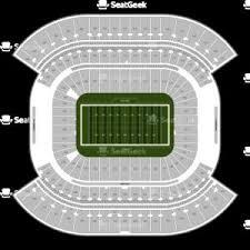 Memorial Stadium Seating Chart With Rows New Nissan Stadium
