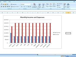 9 Monthly Expense Spreadsheet Template Excel Spreadsheets Group ...
