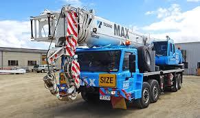 Crane Services Fleet Transport Access Equipment Hire