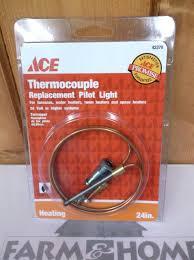 lennox whisper heat parts. lennox furnace replacement parts sale flame sensor floor thermocouple 24 universal whisper heat