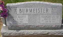 Frances Louise Dickman Burmeister (1900-1971) - Find A Grave Memorial
