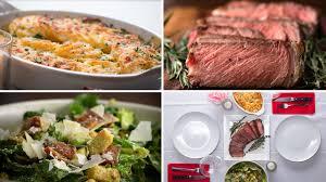 romantic steak dinner for two. Steak Dinner For Two In Romantic
