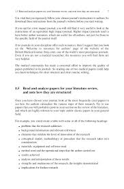 basics essay writing appendix