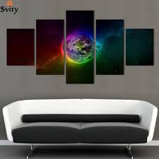 Outer Space Bedroom Decor Online Buy Wholesale Outer Space Wall Art From China Outer Space