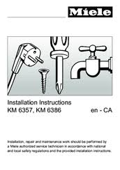 miele km manuals manuals and user guides for miele km6386 we have 4 miele km6386 manuals available for pdf operating and installation instructions