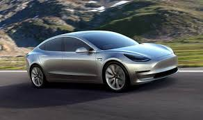 Electric cars Tesla Model 3 details revealed battery size