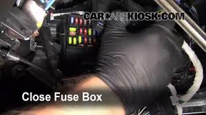 interior fuse box location ford taurus ford interior fuse box location 2010 2015 ford taurus 2011 ford taurus sel 3 5l v6