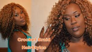 Crowshade Hair Style crochet braid hairstyles youtube 3277 by wearticles.com