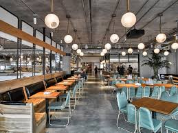 Avroko Design Avroko Designs A Workplace Cafeteria For Dropbox