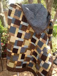 Best 25+ Mens quilts ideas on Pinterest   Man quilt, Quilts for ... & A Manly Quilt for your Man by MyStitchesJustSew on Etsy, $300.00 Adamdwight.com