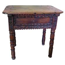 colonial table century colonial side table