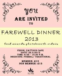 Farewell Party Programme Template Under Fontanacountryinn Com