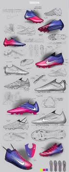 Design Soccer Cleats Nike Guante Soccer Boot On Behance Sneakers Sketch