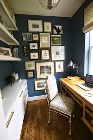 laundry room office design blue wall. One Room Challenge REVEAL: My Mini Office Laundry Design Blue Wall E